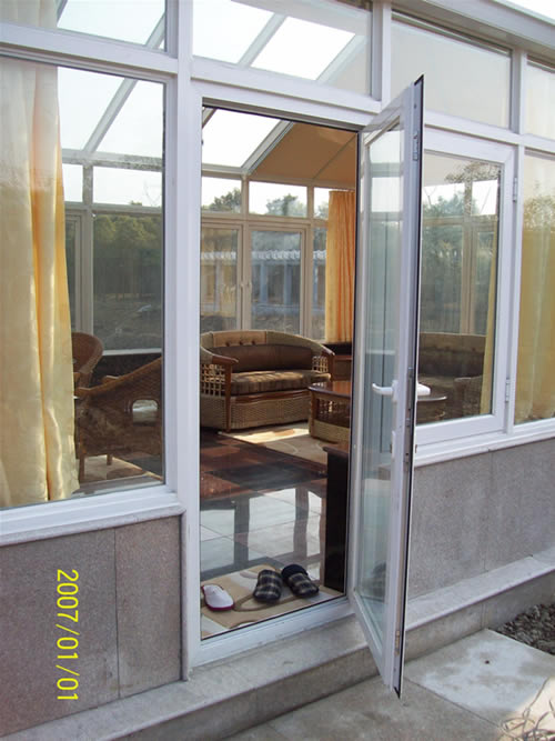 Products shanghai deben doors windows co ltd for Room with no doors or windows